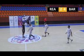 Real Madrid CF 6 : 4 FC Barcelona B DIVISION   Tour  14