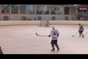 ХК Домодедово - ХК Ice Bulls B Сезон 2021-2022 03.10.2021