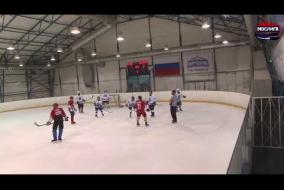 ХК Hard Ice - ХК Ice Bulls B Сезон 2021-2022 17.10.2021